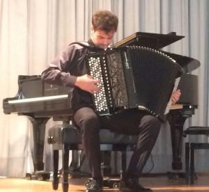 Samuele Telari - XXI Concorso internazionale di Musica da Camera Luigi Nono