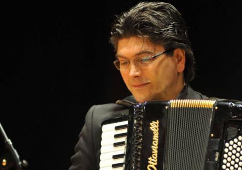 Sergio Capoferri: letteralmente folgorato dal suono della fisarmonica