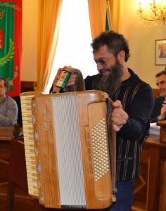 Simone Zanchini - Ambasciatore della Fisarmonica