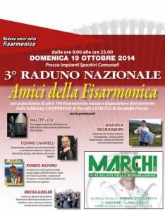 """3° Raduno Nazionale """"Amici della Fisarmonica"""""""