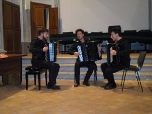 Trio Solotarev - Arpino 2015