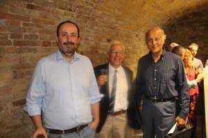Vicesindaco Vimini - discendente Cinotti - Presidente Girelli