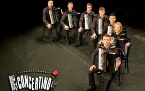 Accordion Ensemble Concertino