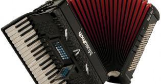 Fisarmonica digitale Musictech